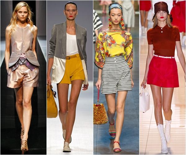 Шорты 2013 базовая вещь женского гардероба