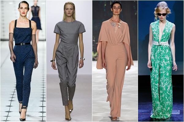 модные женские комбинезоны 2013
