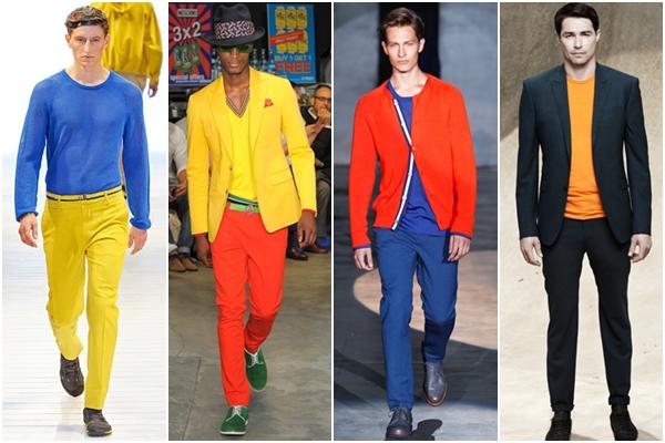 Мужская мода весна-лето 2013: основные тенденции