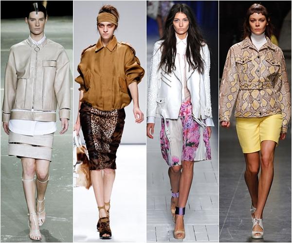 женские куртки весна 2013