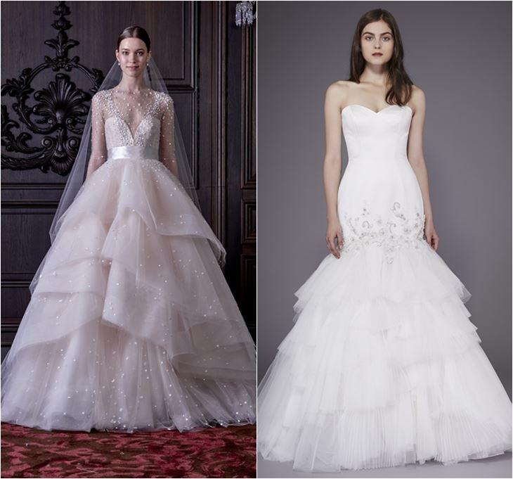 Свадебные платья 2016 фото (1)