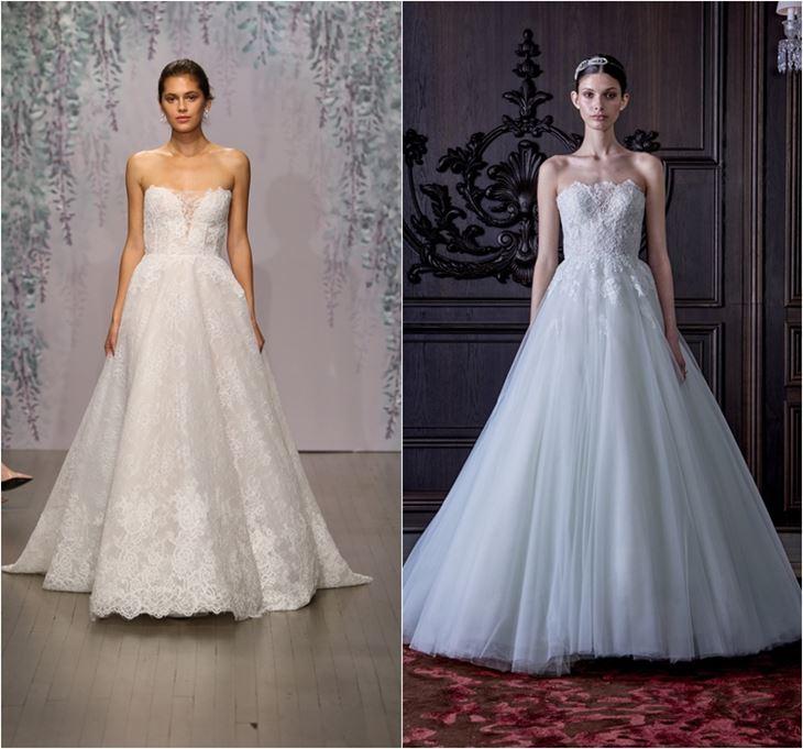 Свадебные платья 2016 фото (15)