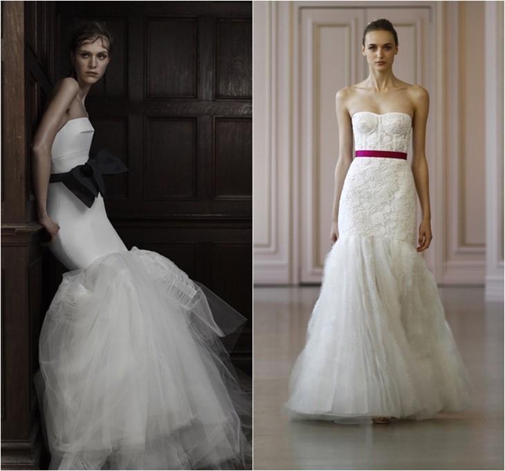 Свадебные платья 2016 фото (27)