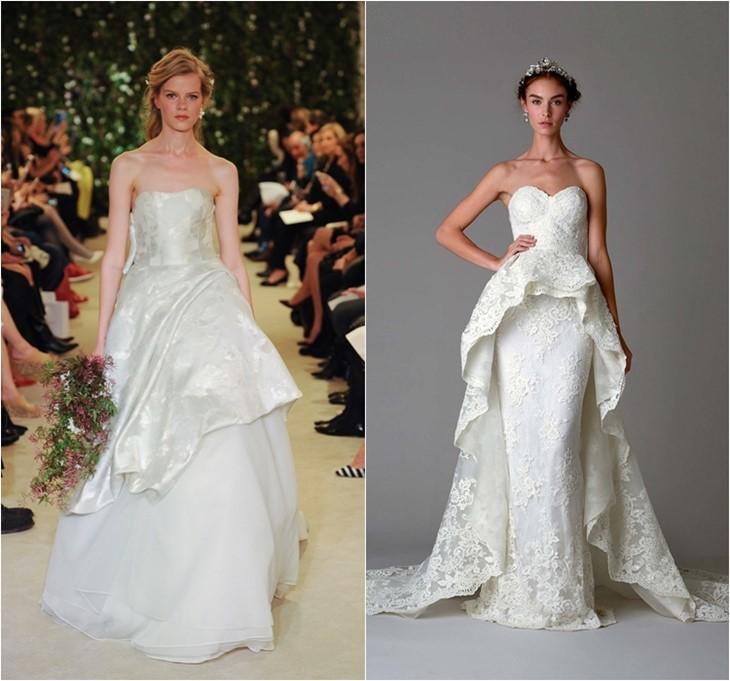 Свадебные платья 2016 фото (39)