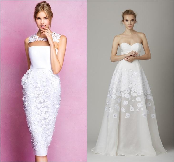 Свадебные платья 2016 фото (46)