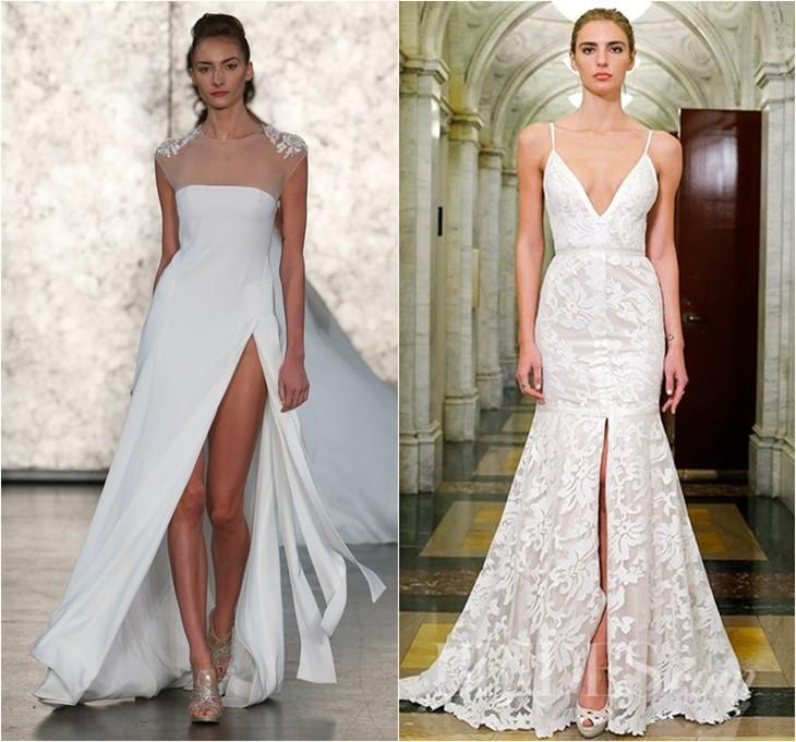 Свадебные платья 2016 фото (55)