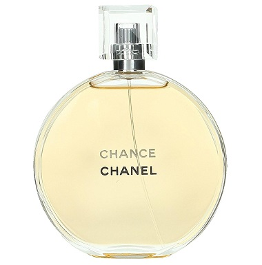 Ароматы Chanel Chance - Chance Eau de Toilette (2003) - пачули и лимон