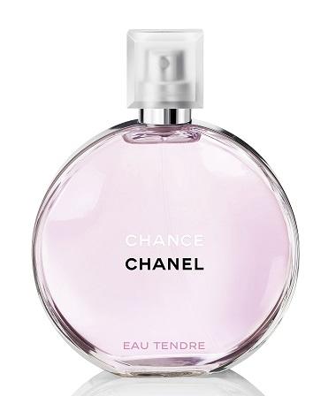 Ароматы Chanel Chance - Chance Eau Tendre (2010) - нежный цветочно-фруктовый