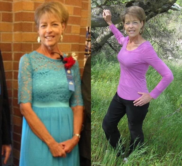 Чтобы в 60 лет похудеть