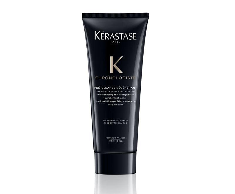 Уходовые средства для волос Chronologiste от Kérastase - Ревитализирующий очищающий пре-шампунь