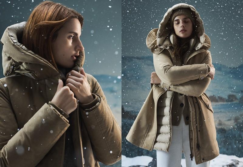 Куртки и пуховики Woolrich в рекламной кампании осень-зима 2020-2021 - фото 3