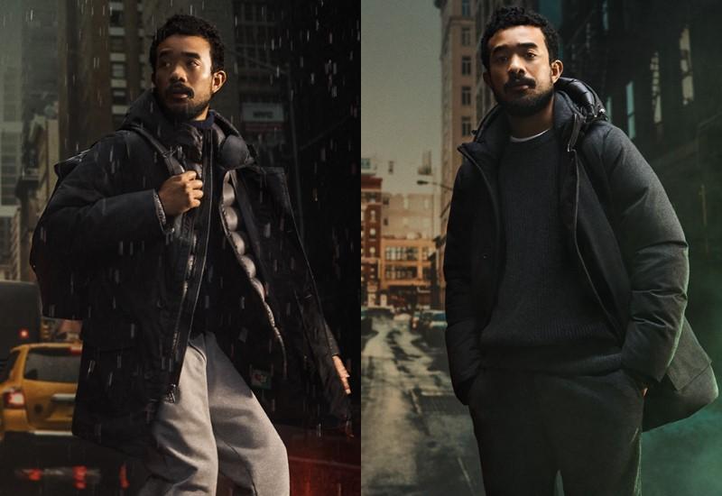 Куртки и пуховики Woolrich в рекламной кампании осень-зима 2020-2021 - фото 7