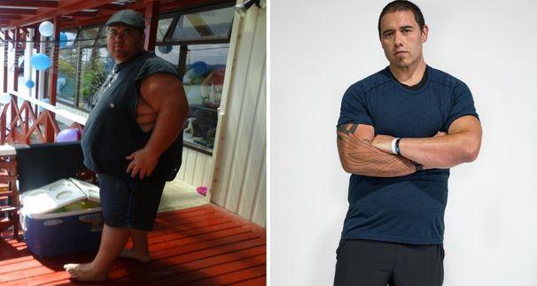 Мужчина похудел на 111 кг, чтобы выиграть $10 000 (и быть хорошим отцом)