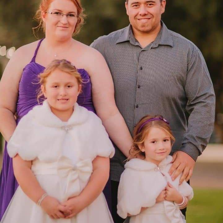 Мужчина похудел на 111 кг, чтобы  быть хорошим отцом