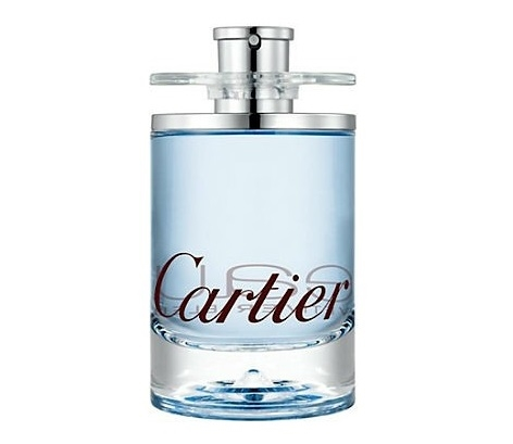 Духи с запахом ветивера - Eau de Cartier Vetiver Bleu (Cartier)