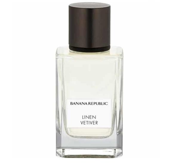 Духи с запахом ветивера - Linen Vetiver (Banana Republic)