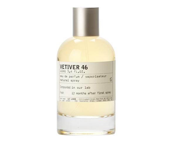 Духи с запахом ветивера - Vetiver 46 (Le Labo)