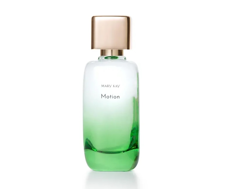 Motion – новый цветочно-фруктовый аромат от Mary Kay®