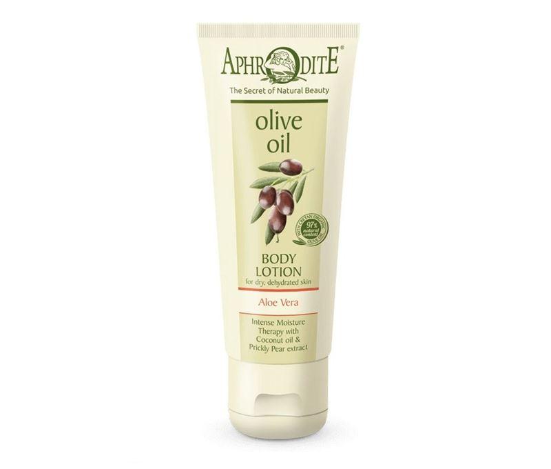 Маски для лица с алоэ вера - Aphrodite Olive Oil