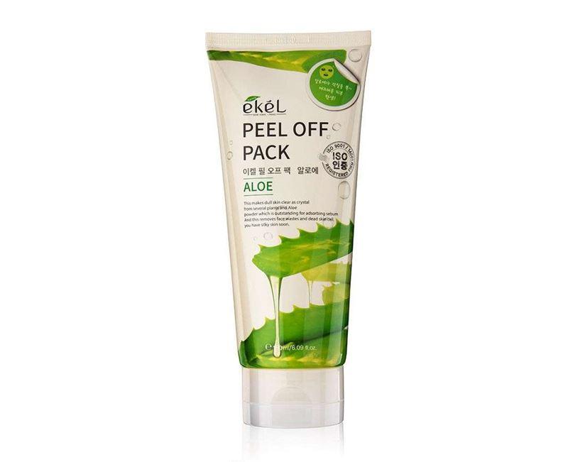 Маски для лица с алоэ вера - EKEL Peel Off Pack Aloe