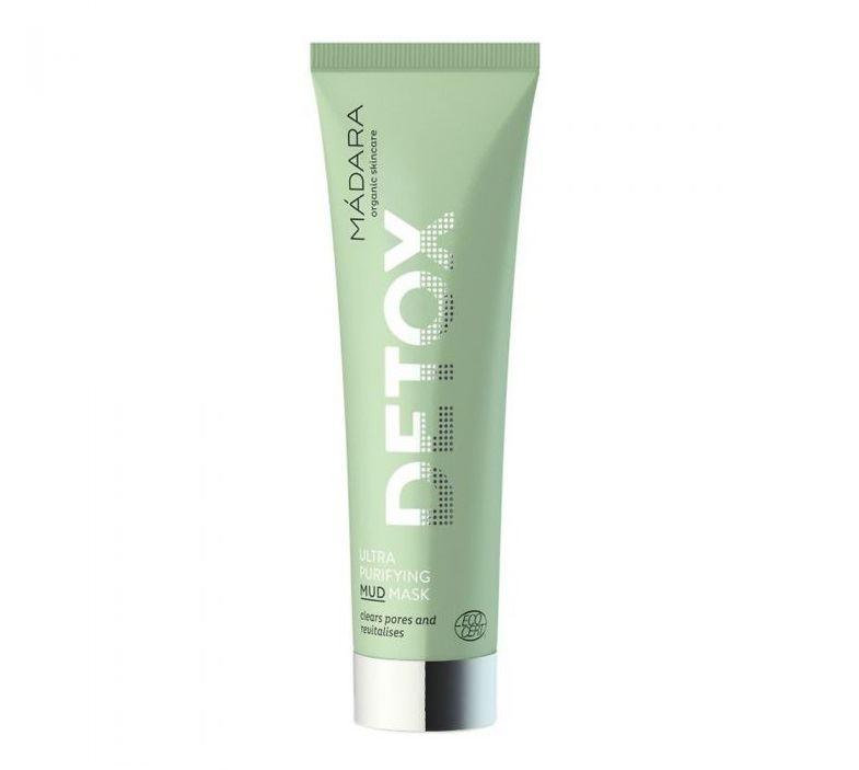 Маски для лица с алоэ вера - MADARA Detox Ultra Purifying Mud Mask