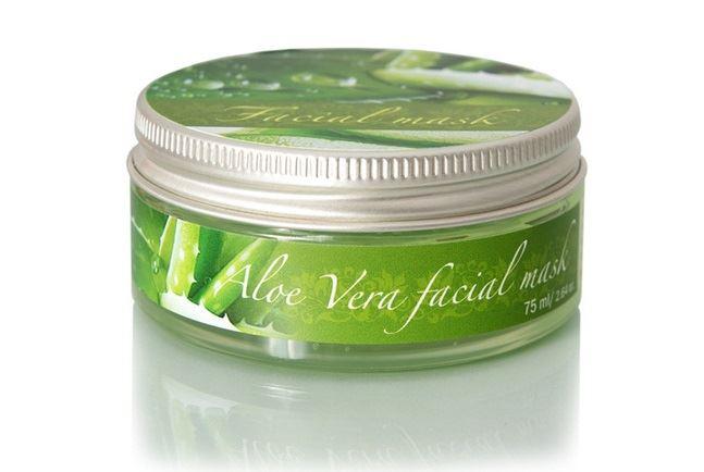 Маски для лица с алоэ вера - Thai Traditions Aloe Vera Facial Mask