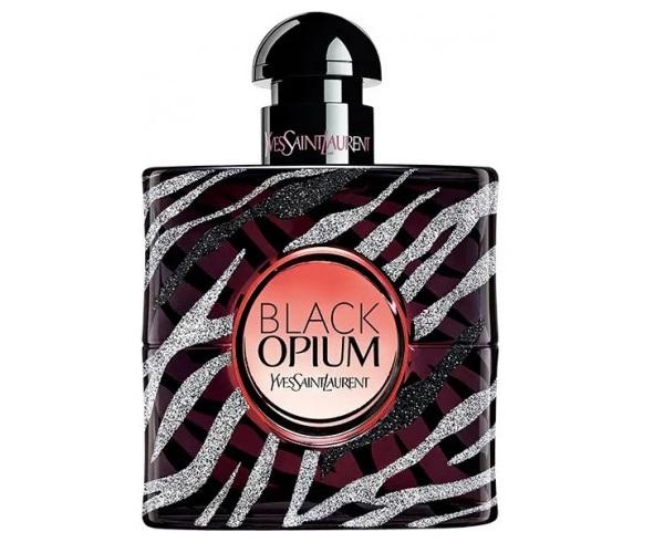 Новинки мужской парфюмерии 2021 - Black Opium Zebra Collector (Yves Saint Laurent)