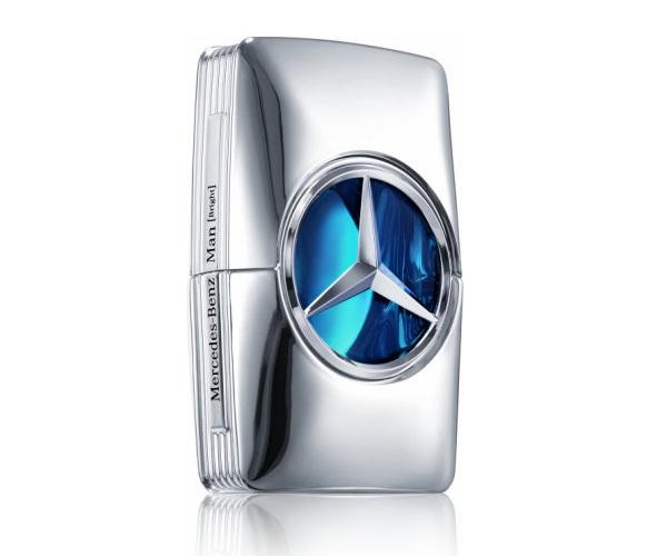 Новинки мужской парфюмерии 2021 - Mercedes Benz Man Bright (Mercedes-Benz)