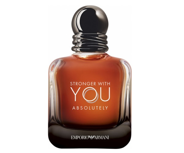 Новинки мужской парфюмерии 2021 - Stronger with You Absolutely (Giorgio Armani)