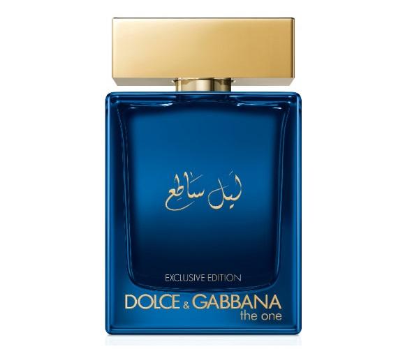 Новинки мужской парфюмерии 2021 - The One Luminous Night (Dolce&Gabbana)