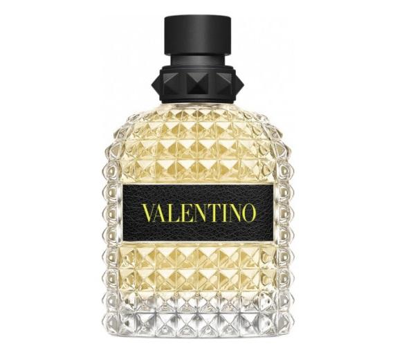 Новинки мужской парфюмерии 2021 - Valentino Uomo Born In Roma Yellow Dream (Valentino)