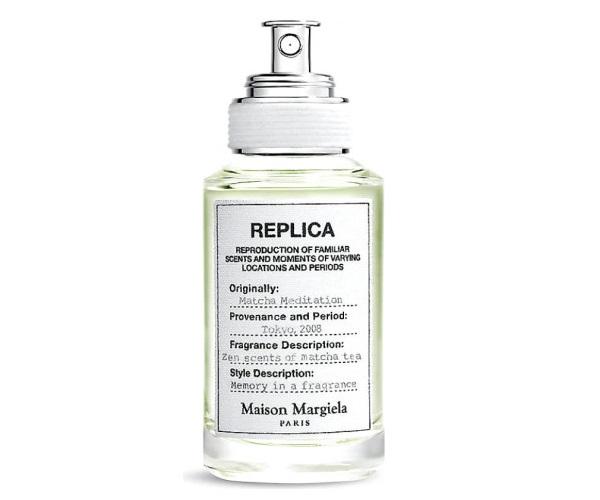 Новинки женской парфюмерии 2021 - Matcha Meditation (Maison Martin Margiela)