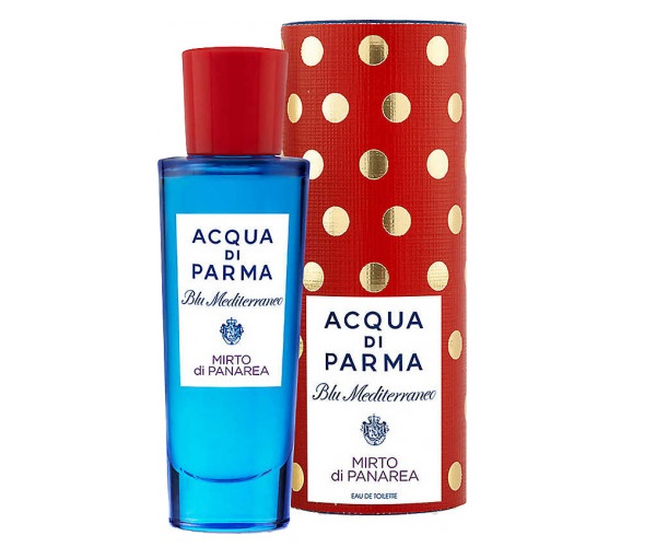 Новинки женской парфюмерии 2021 - Mirto di Panarea Limited Edition (Acqua di Parma)