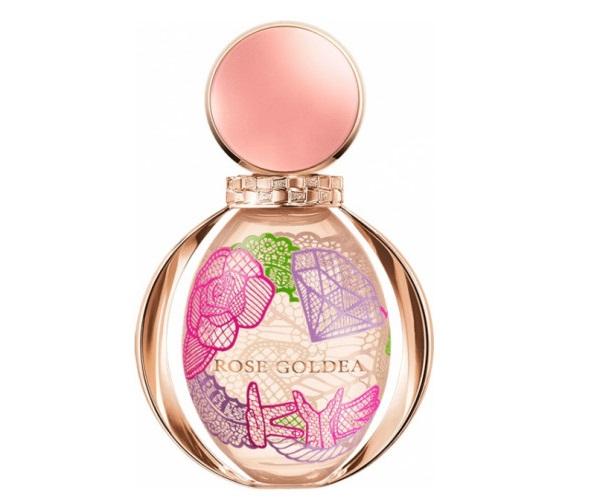 Новинки женской парфюмерии 2021 - Rose Goldea Kathleen Kye Edition (Bvlgari)