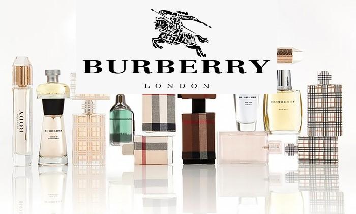 Англия во флаконе: 8 главных ароматов Burberry