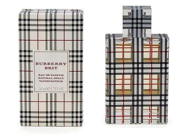 Главные ароматы Burberry - Burberry Brit (2003)