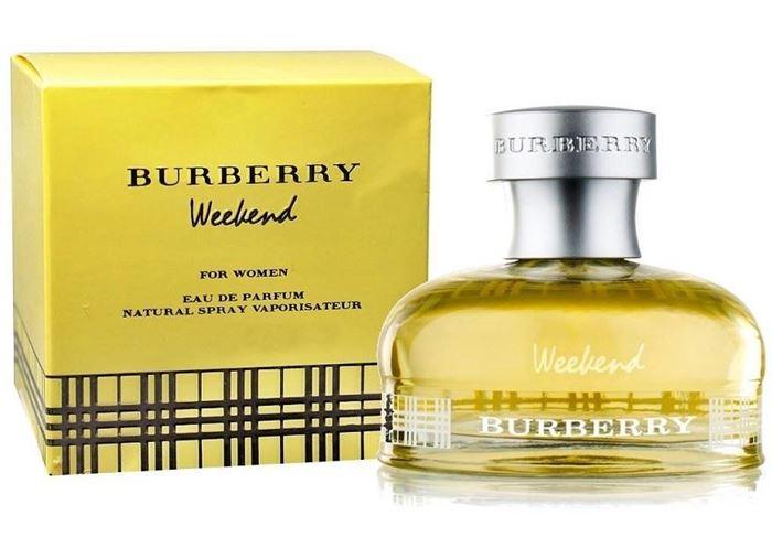 Главные ароматы Burberry - Weekend for Women (1997)