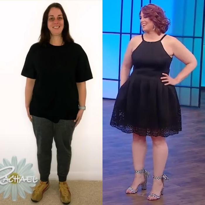 Преображение учительницы физкультуры - до и после
