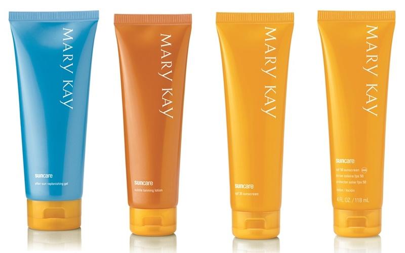 Mary Kay® Sun Care – солнцезащитная коллекция косметики для ухода за кожей