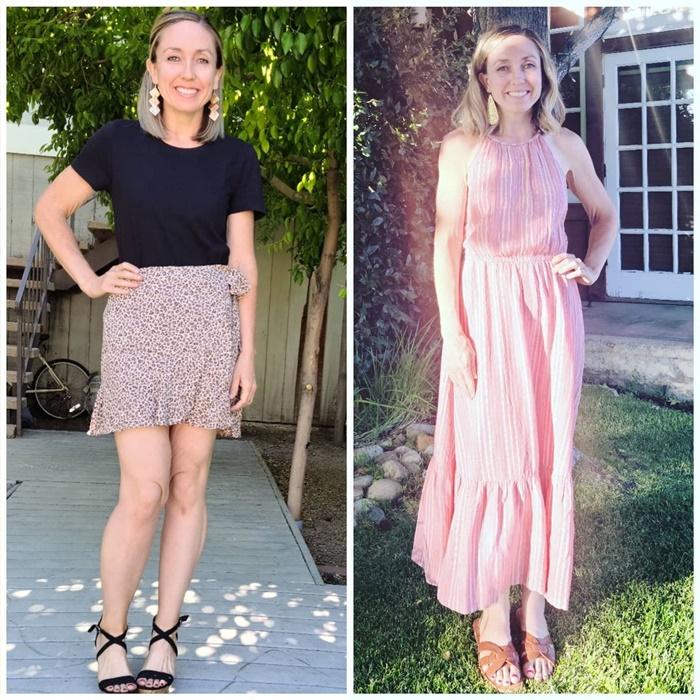 Женщина похудела без бариатрии и липосакции - после похудения
