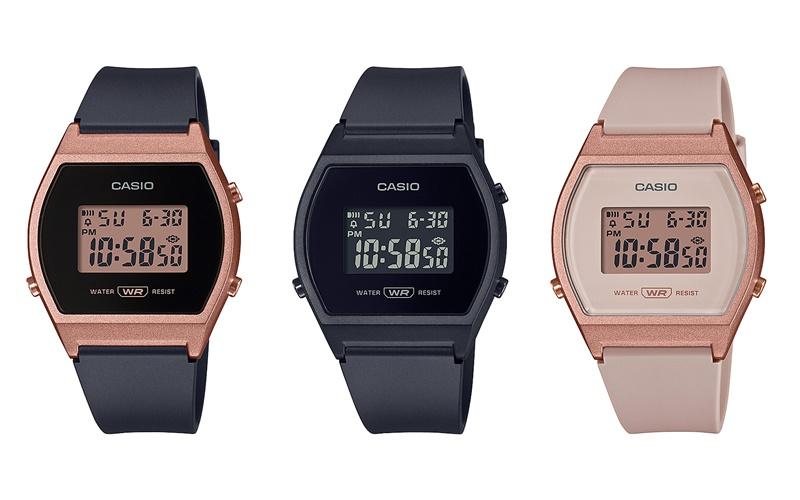 Переосмысленная классика: Casio представляет новую линейку электронных часов Vintage LW-204