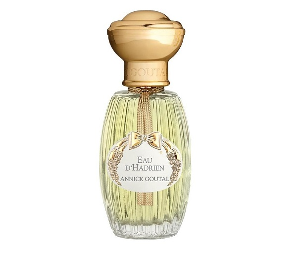 Любимые ароматы Шэрон Стоун - Eau d'Hadrien (Annick Goutal)