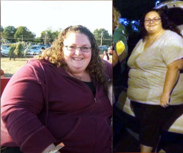 Двойное преображение матери и дочери - до похудения