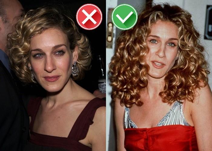 Причёски Сары Джессики Паркер - простые укладки вместо сложных