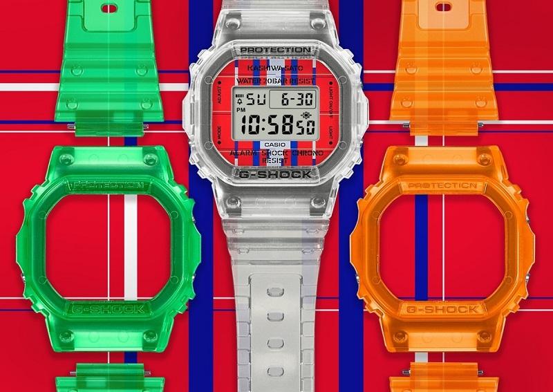 Ударопрочные часы G-SHOCK – DWE-5600KS