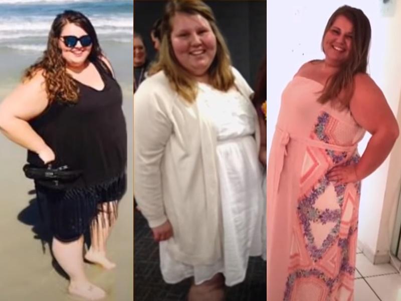 Весившая 160 кг девушка похудела на 80 кг - Адриана до похудения