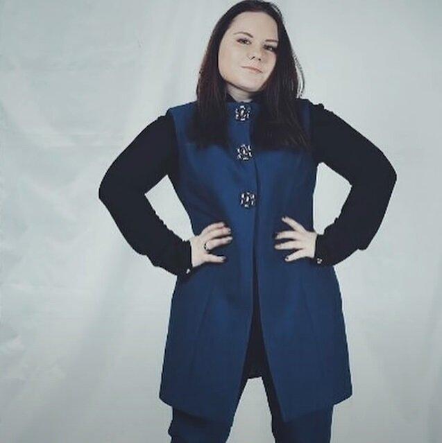Модный приговор, Ксения, 21 год, 56 размер - до набора веса