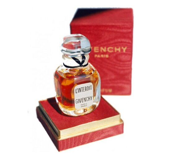 Любимые ароматы Одри Хепберн - L'Interdit (Givenchy)
