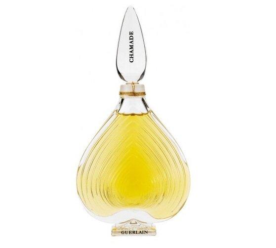 Любимые ароматы Одри Хепберн - Chamade Perfume (Guerlain)