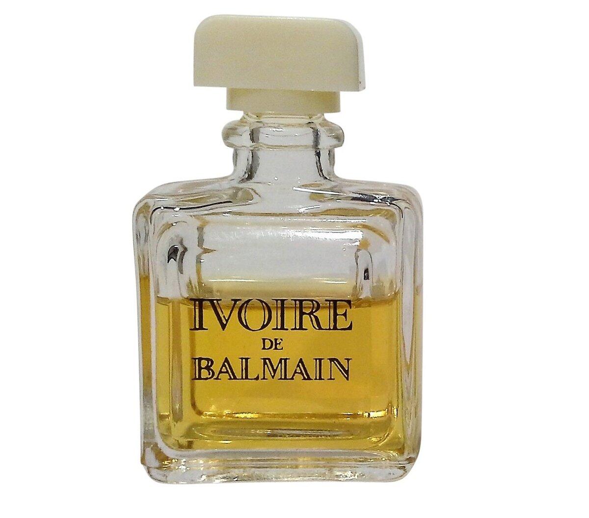 Любимые ароматы Одри Хепберн - Ivoire de Balmain (Pierre Balmain)